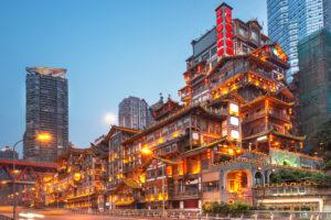 Chongqing China - Business Culture in China